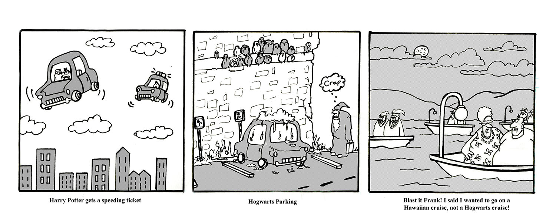 Gary patterson sunday comic strip